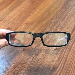 D&G Glasses Frames Black and Pink